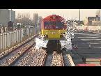 العرب اليوم - شاهد 5 معلومات مهمة عن قطار الصين الأسطوري طريق الحرير