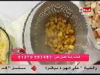 العرب اليوم - بالفيديو طريقة عمل ومقادير حلو التفاح بالتوست