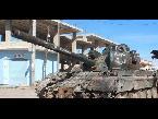 فلسطين اليوم - معركة نزع الخناجر في ريف درعا الغربي تدخل أسبوعها الثالث