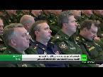 فلسطين اليوم - شاهد موسكو تحذر من نشاط الناتو قرب حدودها