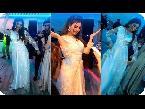شاهد رقص مريم حسين في حفل عيد زواج صديقتها