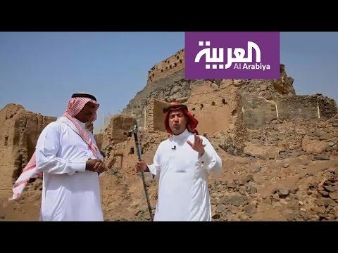 فلسطين اليوم - بالفيديو تعرف على قصة السفينة التي ترسو على جبل في خيبر