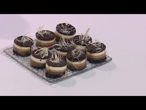 فلسطين اليوم - شاهد طريقة تحضير كيك موس الشوكولاتة