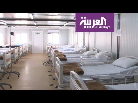 فلسطين اليوم - مستشفى أممي متخصص في الولادة للنازحات الحوامل من الموصل