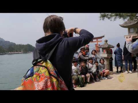 فلسطين اليوم - شاهد مياجيما جزيرة يابانية صارت مقصدًا للسائحين