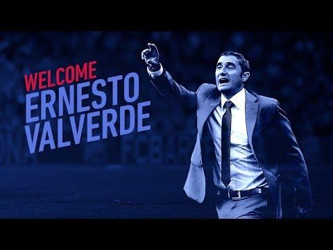 فلسطين اليوم - تعرف على إرنستو فالفيردي مدرب برشلونة الجديد
