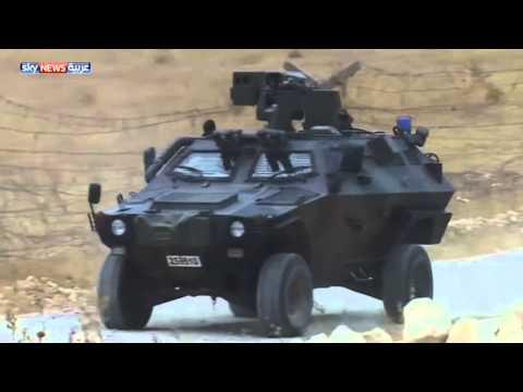تنظيم داعش يقصف كوباني للمرة الأولى