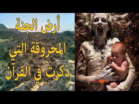 فلسطين اليوم - بالفيديو  أرض الجنة المحروقة تقع في بلد عربي