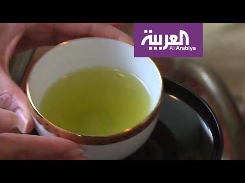 فلسطين اليوم - صالونات الشاي الياباني ضمن طقوسٍ خاصة