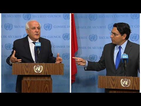 فلسطين اليوم - شاهد دعوات لاحتواء الأزمة بين الفلسطينيين وإسرائيل