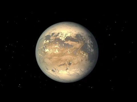 اكتشاف كوكب شبيه بالأرض