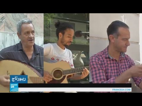 فلسطين اليوم - شاهد الموسيقى تعود إلى شوارع الجزائر من جديد