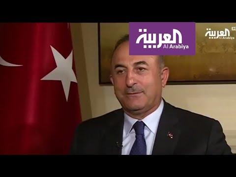 فلسطين اليوم - شاهد مقابلة خاصة مع وزير الخارجية التركي