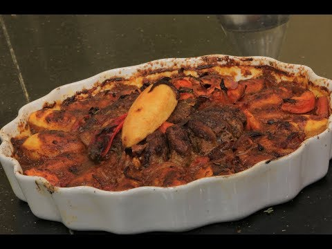 فلسطين اليوم - شاهد طريقة إعداد موزة كندوز بالبطاطس