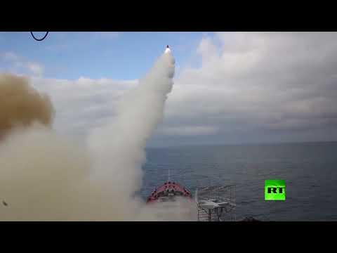 فلسطين اليوم - شاهد روسيا تكشف عن صاروخ مجنح يزن 7 أطنان