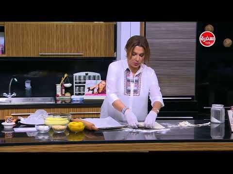 فلسطين اليوم - شاهد طريقة إعداد ومقادير فطائر خوخ ميني