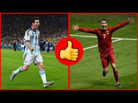 عندما أهّل رونالدو وميسي منتخب بلادهما إلى كأس العالم