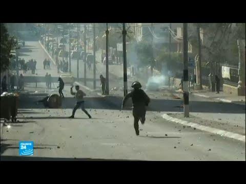 غضب واحتجاجات متواصلة في الأراضي الفلسطينية
