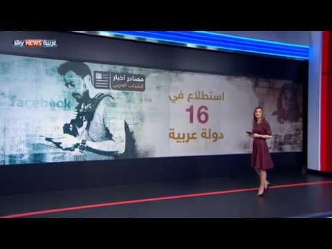 فيسبوك وواتس آب مصدر الأخبار الأول للشباب العربي