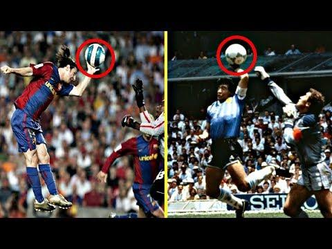 شاهد 7 لمسات باليد الأكثر وقاحة وجدلًا في تاريخ كرة القدم