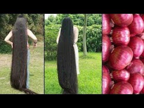 شاهد ماذا فعلت لينمو شعرها بهذا الجنون