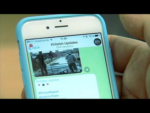 منع تطبيق تليغرام في روسيا