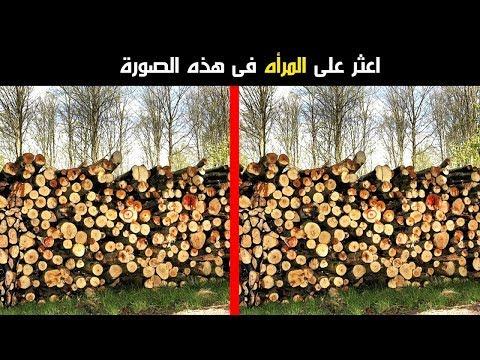 شاهد  صورًا تختبر قوة نظرك وقدرتك البصرية