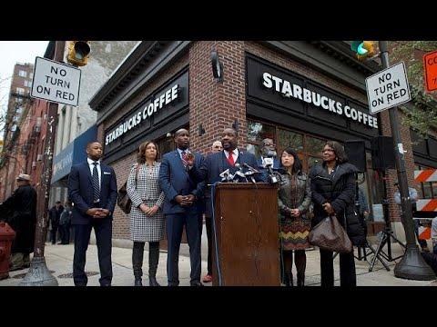 شاهد  إغلاق 8 آلاف متجر لـستاربكس لتوعية العاملين بالتمييز العنصري