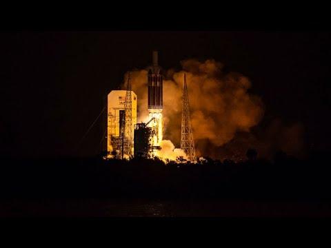 شاهدإطلاق المسبار باركر أول مركبة فضائية تلامس الشمس