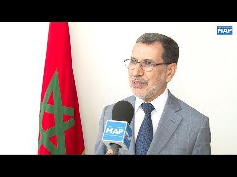 رئيس الحكومة يؤكّد أنه لا يمكن التساهل في إدخال اللغة المغربية