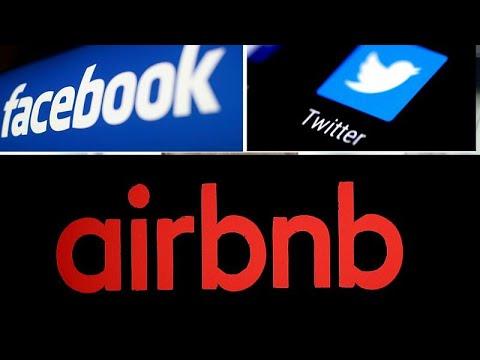 شاهد  فيسبوك  وتويتر  يواجهان احتمالية التعرض إلى عقوبات