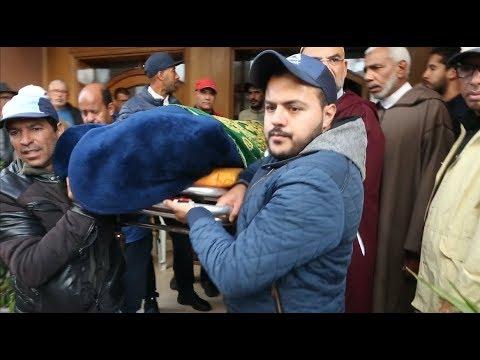 شاهدفنانون ورياضيون وسياسيون يُشيّعون جثمان المدرّب  مصطفى مديح