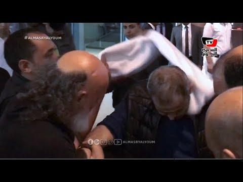 مسؤول رابطة عشاق أبو وديع يطلب فوطة جورج وسوف
