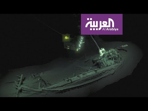 العثور على أقدم حطام سفينة سليم معروف في العالم حتى الآن