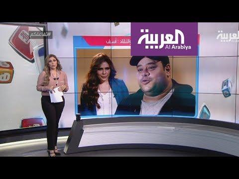 شاهد الفنان محمد ممدوح يتلقى المئات من رسائل التضامن
