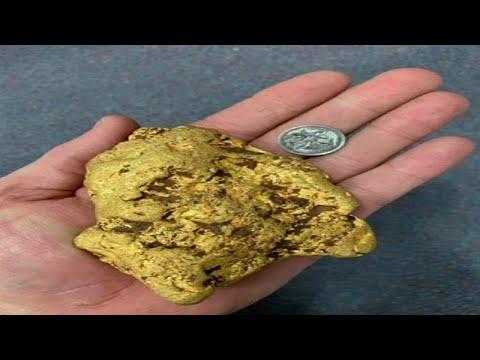 مستكشف يعثر على قطعة من الذهب تزن 14 كلغ في حقول أستراليا