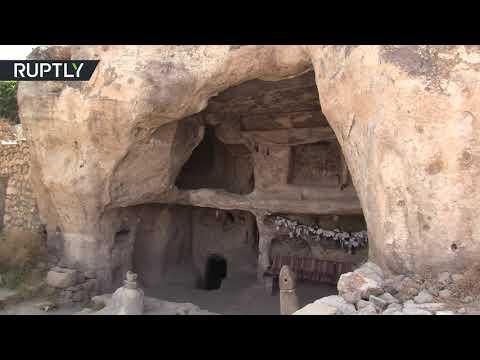 آخر ظهور لمدينة تاريخية جنوب تركيا قبل غمرها بالمياه