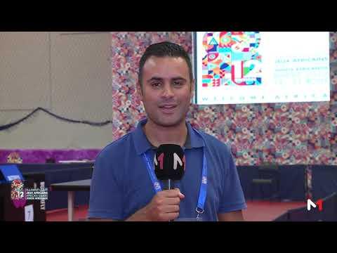 شاهد تألّق مغربي في رياضة الكراتيه ضمن الألعاب الأفريقية
