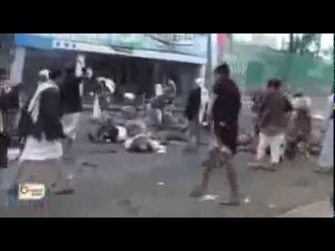 مقتل عشرات الحوثيين في صنعاء