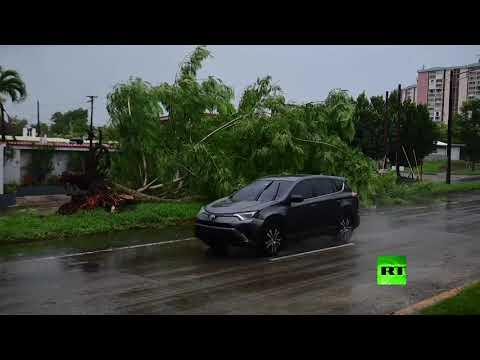 العاصفة إساياس تقطع الكهرباء عن نصف مليون شخص في الولايات المتحدة