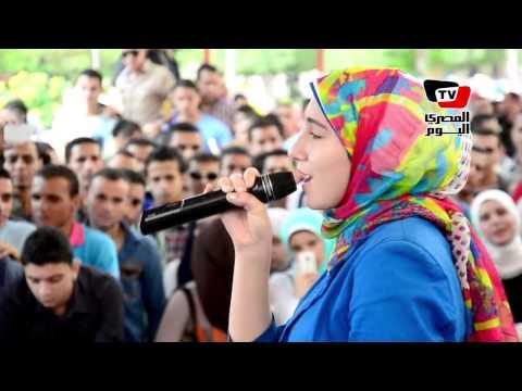 جامعة المنصورة تحتفل بالعام الدراسي الجديد