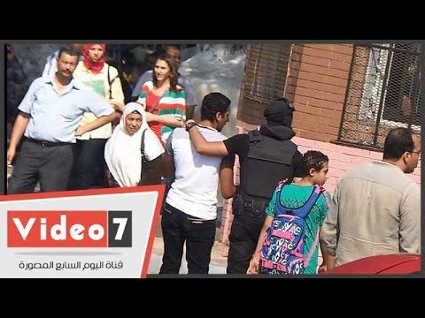 توقيف 3 طلاب في جامعة القاهرة