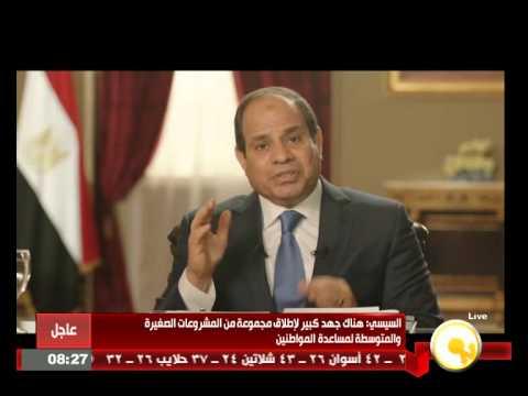 الرئيس السيسي يكشف عن  تسليم 70 ألف وحدة سكنية
