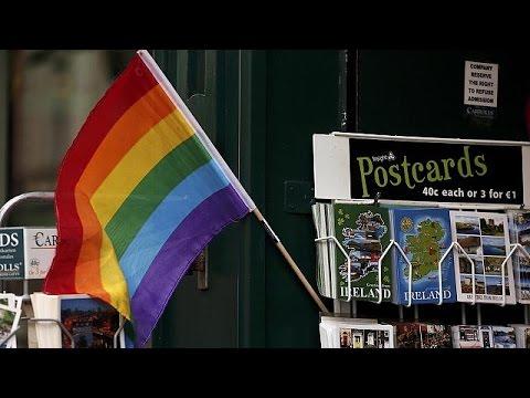 ايرلندا تشهد استفتاء تاريخي في شأن الزواج المثلي