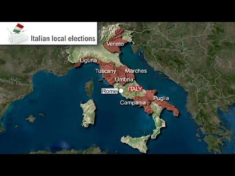 الحزب الديمقراطي في إيطاليا يتصدر نتائج الانتخابات الإقليمية والبلدية