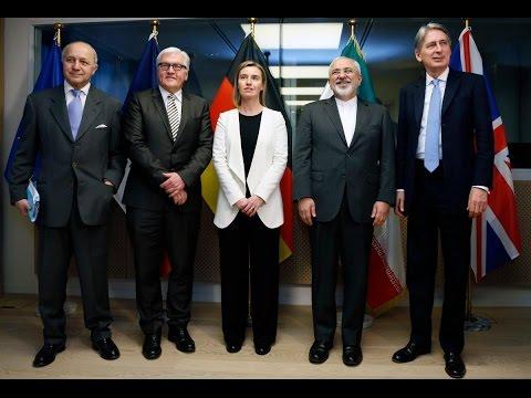 شاهد الدول الست تحدد آلية عقوبة عدم التزام إيران بالاتفاق النووي
