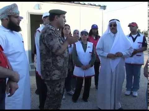 الإمارات تخفِّف آلام اللاجئين السوريين في المخيّمات