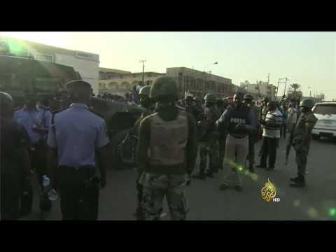انفجار قنبلة في سوق مزدحمة شمال نيجيريا