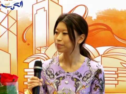 معرض هونغ كونغ للترفيه 2010، مؤتمر صحفي ومقابلات