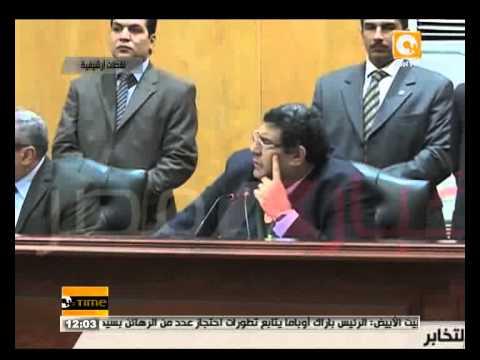 الجنايات تواصل محاكمة مرسي وقيادات من الإخوان